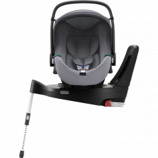 BRITAX Baby-Safe 3 i-Size Bundle Frost Grey