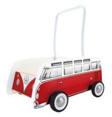 HAPE Taaperokärry Volkswagen Kleinbus, PUNAINEN