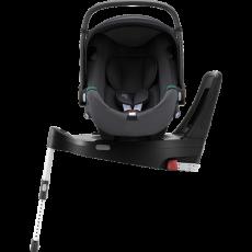 BRITAX Baby-Safe iSense Bundle Midnight Grey