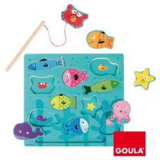 GOULA Magneettipalapeli Kalastus