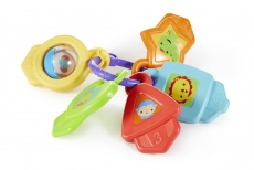FISHER PRICE Shapes & Colours Avaimet