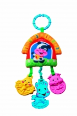 FISHER PRICE Farmi Mini-Mobile Puruleluilla