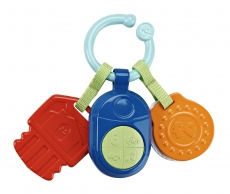FISHER PRICE Musical Clacker Keys Purulelu