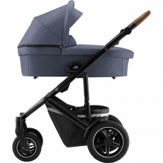 BRITAX Smile III - Essential Paketti - Indigo Blue/Brown Handle