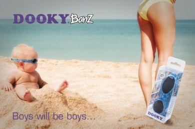 DOOKY BabyBanz Aurinkolasit 0-2 v.