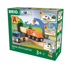 BRIO Starter Lift & Load Ratasetti