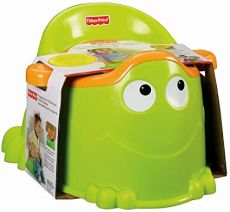 FISHER PRICE Froggy Potty Sammakkopotta