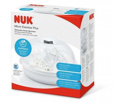 NUK Micro Express Plus MIKROSTERILOINTILAITE