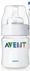 AVENT Classic Tuttipullo 125 ml, BPA-vapaa!