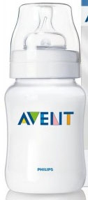 AVENT Classic Tuttipullo 260 ml, BPA-vapaa!