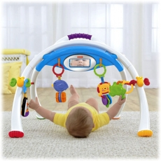 FISHER PRICE Apptivity Puuhakeskus iPhone ja iPhone Touch Laitteille