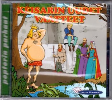 Keisarin Uudet Vaatteet CD