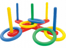OUTRA PLAY Ring Toss Game RENKAANHEITTOPELI