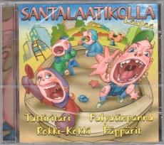 Santalaatikolla CD