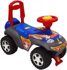 BABY MIX 7600 Turbo Potkuauto/Työntökärry