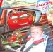 Disney PIXAR Aurinkosuojat autoon 2 kpl/pkt