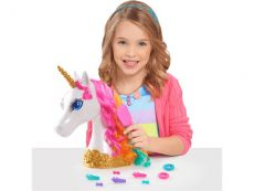 BARBIE Unicorn Styling Head