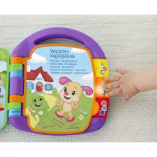 FISHER PRICE Laugh & Learn Rhymes Book