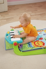 FISHER PRICE Discover 'n' Grow, Kick & Play Piano Jumppamatto