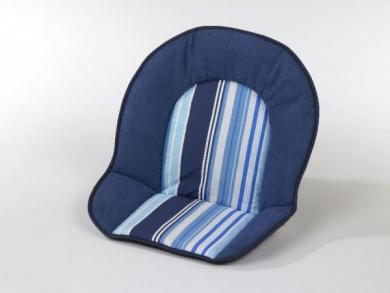 GEUTHER Istuinpehmuste Family tuoliin, Siniraita