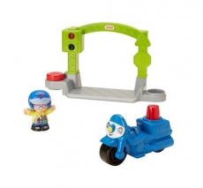 *FISHER PRICE Little People Ajoneuvo & Figuuri setit