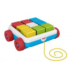 FISHER PRICE Pull Along Activity Blocks