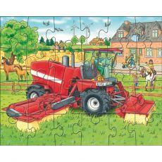HABA Palapeli Traktorit