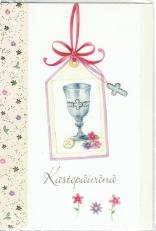 Kastepäivänä (malja & risti)