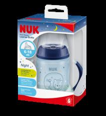 NUK First Choice Learner Bottle Night Nokkapullo 150 ml