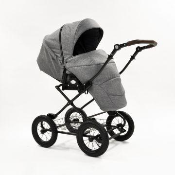 NORD Comfort 2019 Yhdistelmävaunu, Dark Grey Melange