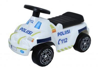 PLASTO Toddler Offroad Potkuauto Hiljaisilla Pyörillä