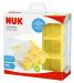 NUK Fresh Foods Pakastinlokerikko Silikoni