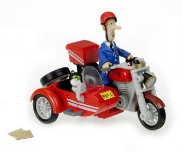 Paten Moottoripyörä