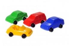 Plasto Pikkuauto, Avoauto