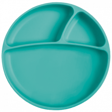 MINIKOIOI Portions Lautanen, 100 % silikonia