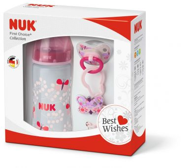 NUK First Choice + Collection Setti