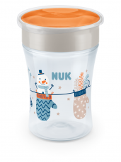 *NUK Limited Edition Magic Cup SNOW