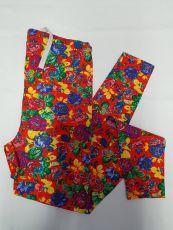 Kukkakuvioiset ÄITIYSLEGGINSIT, koko S
