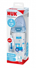 NUK First Choice+ TEMP CONTROL Tuttipullo 300 ml