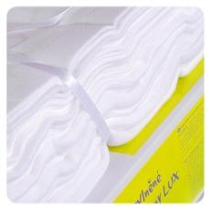 XKKO Lux Valkoiset Harsoliinat, 10 kpl/pkt